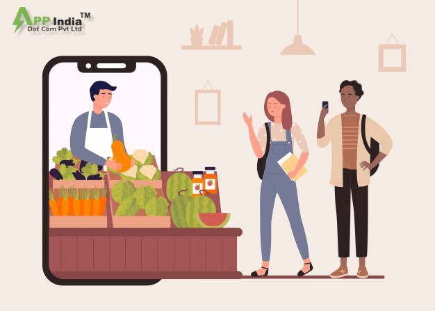 Grocery Business are opting for Mobile App Solutions