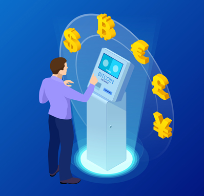 Cryptocurrency ATM Software Development