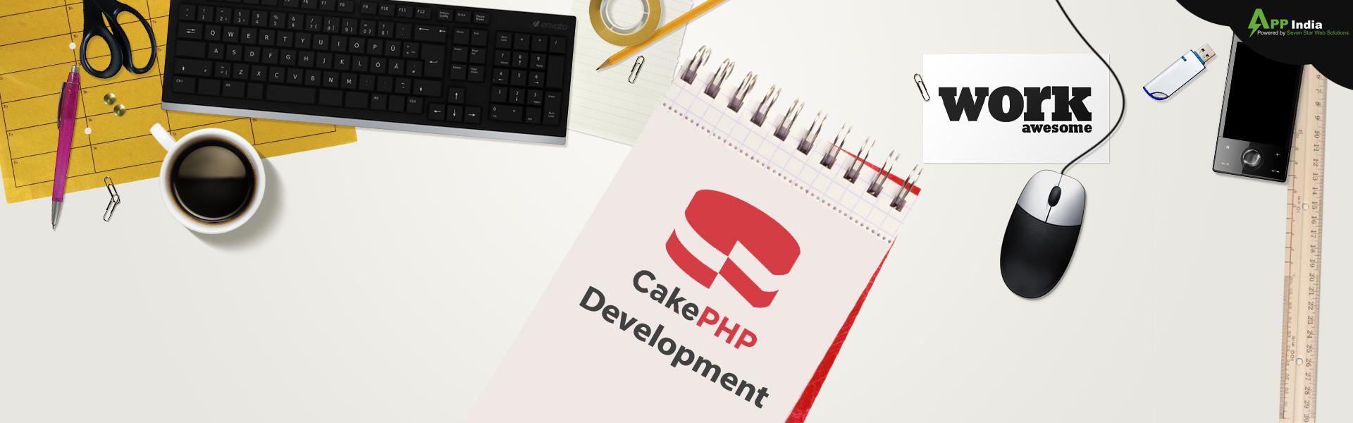 Cakephp Framework Development