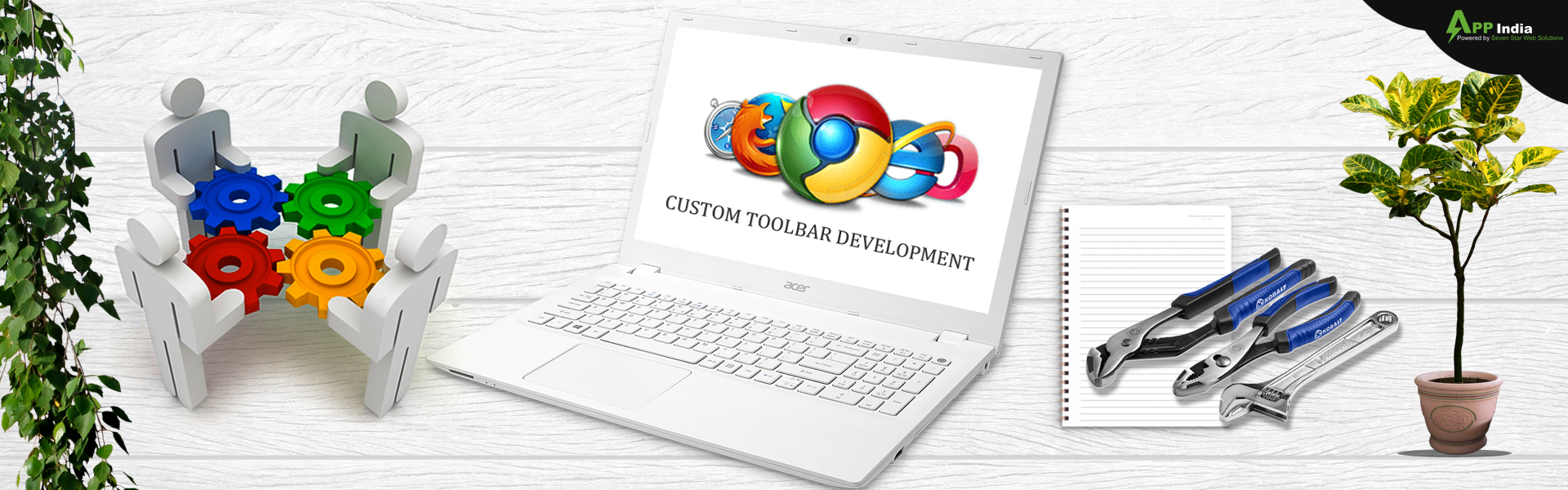 Custom Toolbar Development