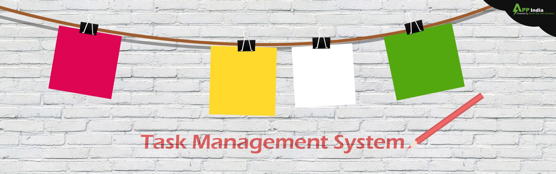 Task Management System or TMS