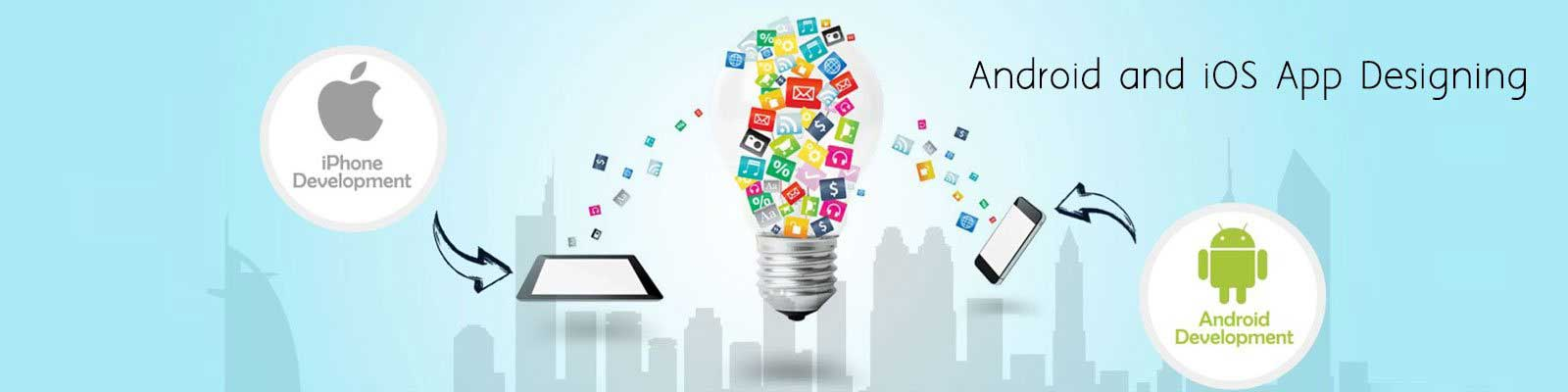 Android and iOS App Designing