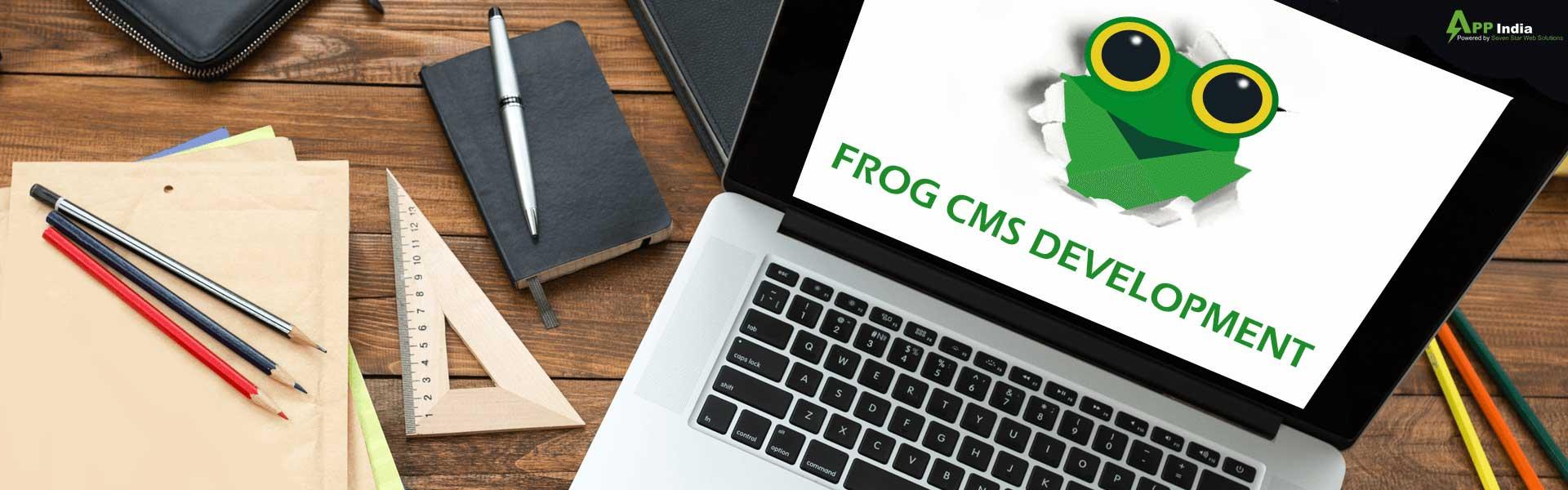 Frog CMS Development