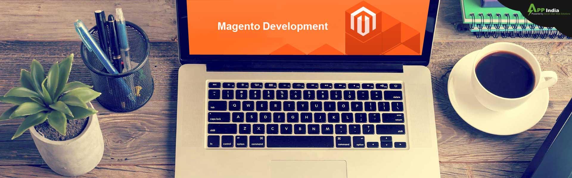 Magento Web Development Services
