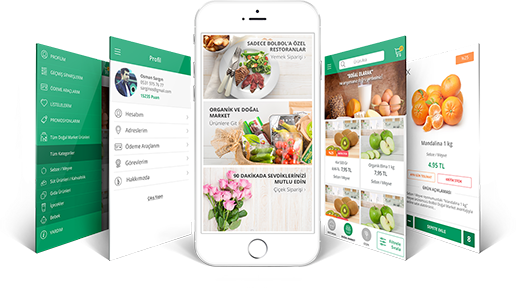 Food App Development Company