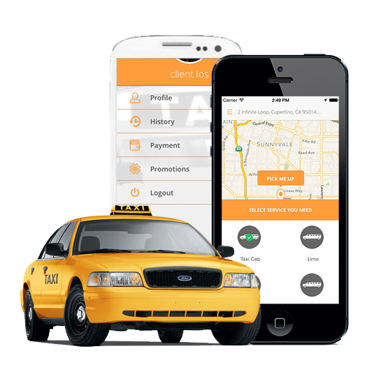 taxi management software